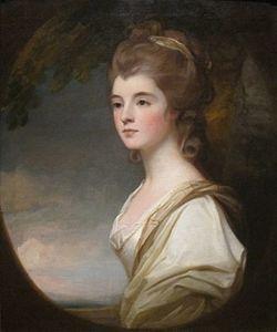 Portrait of Elizabeth, Lady Sutherland